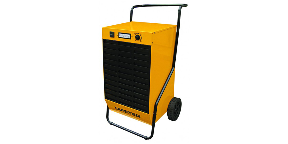 Dehumidifier to help after a flood