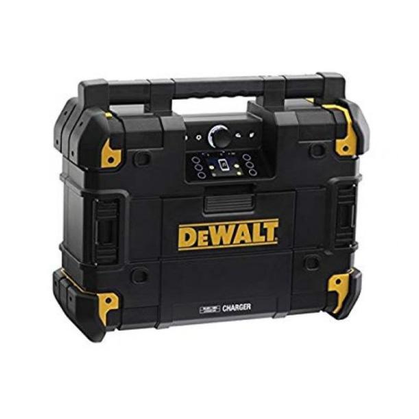DeWalt DWST1-81079 TSTAK Cordless 14/18v DAB Bluetooth Job Site Radio & Charger