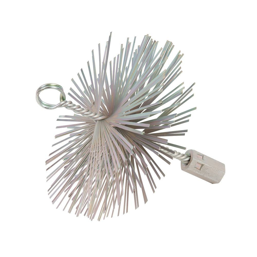 Silverline wire tube brush mm drain cleaning