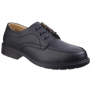 Amblers FS65 Gibson Safety Work Shoes Black (Sizes 5-14)