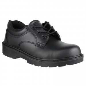 Amblers FS41 Gibson Safety Work Shoes Black (Sizes 4-15)