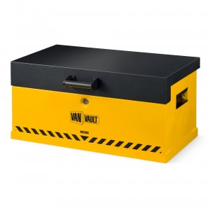 Van Vault Mobi Tool Security Vehicle Storage Box With Docking Station 2019 Model