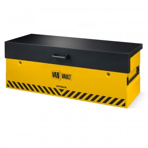 Van Vault Outback Tool Security Vehicle Storage Box 2019 Model
