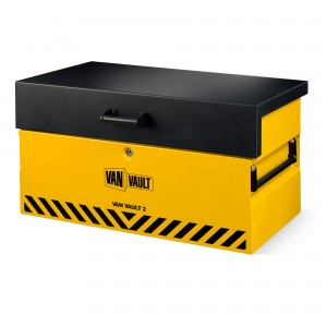 Van Vault 2 Tool Security Vehicle Storage Box 2019 Model