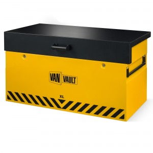 Van Vault XL Tool Security Vehicle Storage Box 2019 Model