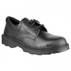 Amblers FS133 Safety Work Shoes Black (Sizes 6-12)