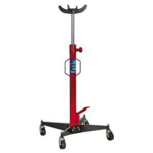 Sealey Hydraulic Vertical Transmission Trolley Jack 1-Tonne 1910mm