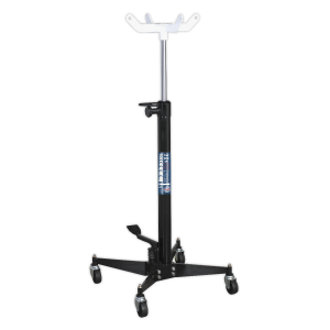 Sealey Premier Hydraulic Vertical Quick Lift Transmission Trolley Jack 1-Tonne