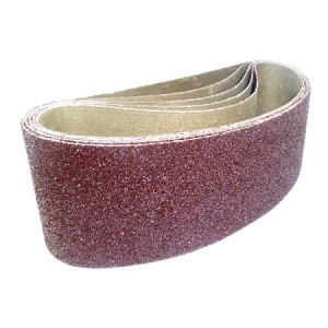 Toolpak Cloth Sanding Belts 100mm x 620mm Pack Of 5 (Various Grits)