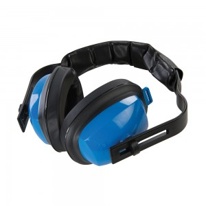 Silverline Compact Ear Defenders SNR 22dB