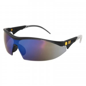 Caterpillar Digger Protective Safety Specs/Glasses (Various Colours)