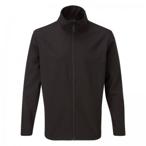 Fort Kelso Softshell Work Jacket Black (Sizes XS-XXXL)