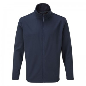 Fort Kelso Softshell Work Jacket Navy (Sizes XS-XXXL)