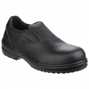 Amblers FS94C Lightweight Safety Work Shoes Black (Sizes 3-8)