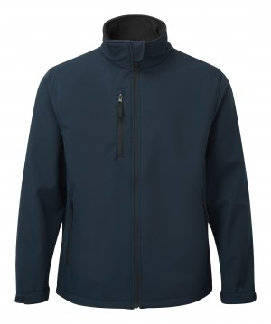 Fort Selkirk Waterproof Softshell Work Jacket Navy (Sizes XS-XXXL)