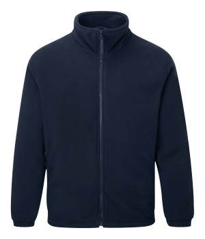 Fort Lomond Full Zip Fleece Jacket Navy (Sizes S-XXL)