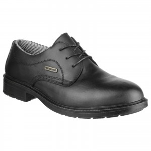 Amblers FS62 Gibson Waterproof Safety Work Shoes Black (Sizes 6-14)