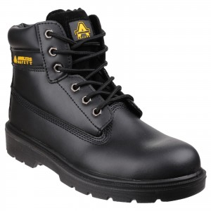 Amblers FS112 Safety Work Boots Black (Sizes 3-15)