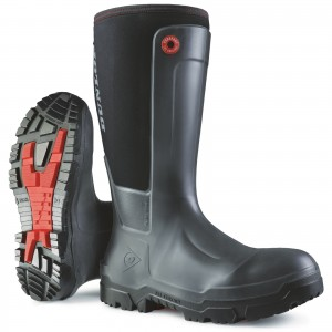 Dunlop Snugboot Workpro Safety Wellington Work Boots Black (Sizes 4-13)