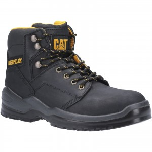 Caterpillar Striver Safety Work Boots Black (Sizes 6-13)