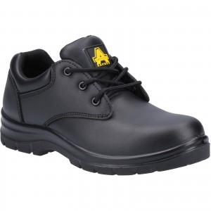 Amblers AS715C Amelia Womens Safety Work Shoes Black (Sizes 3-8)