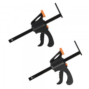Triton TTSWC Work Clamps for TTS1400 Plunge Track Saw - 320mm (Pack of 2)