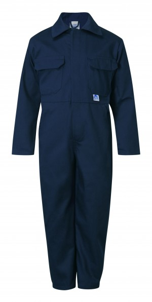 Fort Tearaway Childrens One-Piece Coverall Navy (Various Sizes)