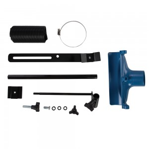 Rockler Lathe Dust Collection System Attachment