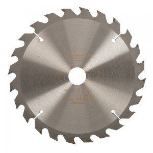 Triton Tungsten Carbide Woodworking Saw Blade - 235 x 30mm 24T