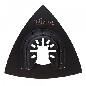 Triton Universal Multi-Tool Accessory - Triangular Tungsten Carbide Rasp - 75mm