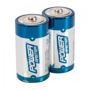 PowerMaster C-Type Super Alkaline Batteries LR14 (Pack of 2)