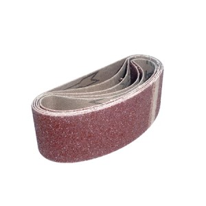 Toolpak Cloth Sanding Belts 40mm x 305mm Pack Of 5 (Various Grits)