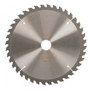 Triton Tungsten Carbide Woodworking Saw Blade - 235 x 30mm 40T