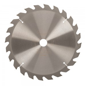 Triton Tungsten Carbide Woodworking Saw Blade - 300 x 30mm 24T