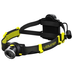 LED Lenser iH7R CRI Rechargeable Head Torch 220 Lumens