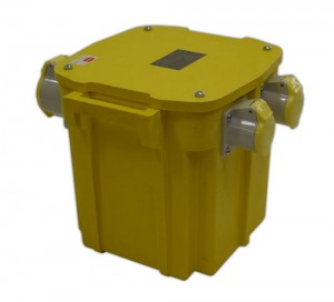 Elite 5.0kva Power Tool Rated Site Transformer