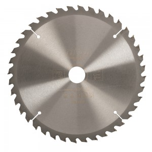 Triton Tungsten Carbide Woodworking Saw Blade - 250 x 30mm 40T