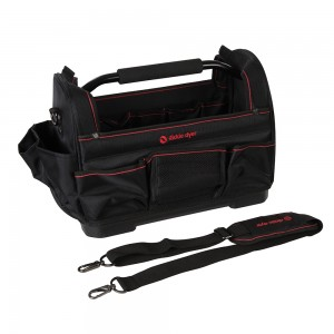 Dickie Dyer Tote Toughbag with Heavy Steel Handle Work Tool Bag - 430mm / 17""