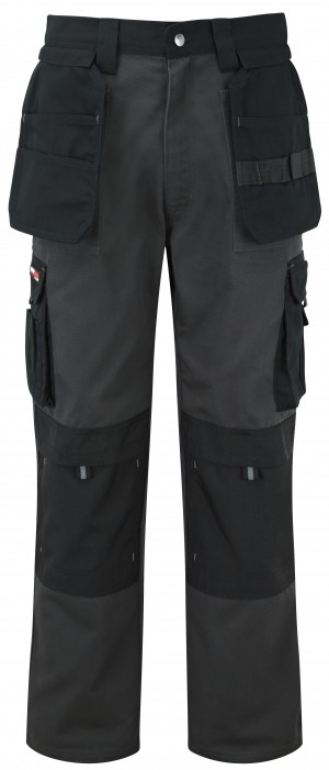 Tuffstuff Extreme Trade Work Trousers Grey (Various Sizes)