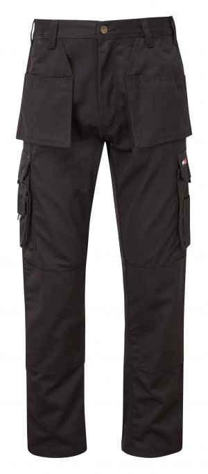 Tuffstuff Pro Trade Work Trousers Black (Various Sizes)