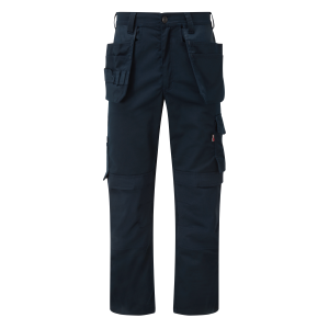 Tuffstuff Pro Flex Slim Fit Trade Work Trousers Navy (Various Sizes)