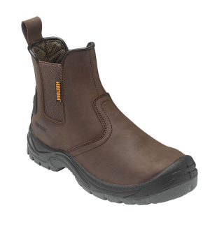 Worktough 8048SM Safety Dealer Work Boots Brown (Sizes 6-12)