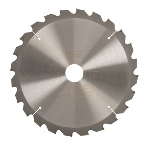 Triton Tungsten Carbide Woodworking Saw Blade - 216 x 30mm 24T