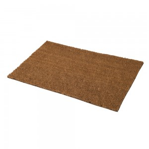 Fixman Heavy Duty Indoor / Outdoor PVC Back-Tufted Plain Natural Mat - 450 x 750mm