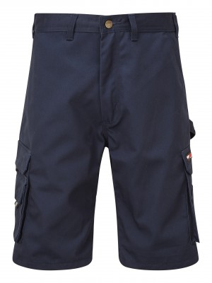 Tuffstuff Pro Cargo Work Shorts Navy (Various Sizes)