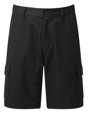 Fort Workforce Cargo Work Shorts Black (Various Sizes)