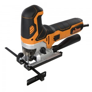 Triton TJS001 Pendulum Action Jigsaw 750W with Tool Free Blade & Bevel Adjustment