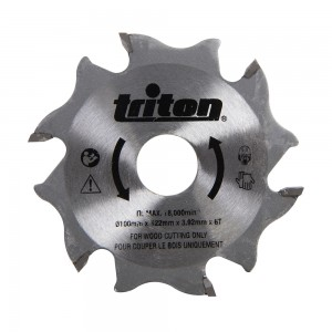 Triton TBJC Replacement Blade for the Triton TBJ001 Biscuit Jointer