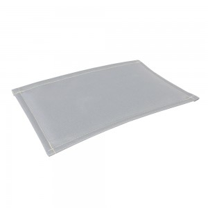 Dickie Dyer Burn Barrier Insulated Heat Protective Soldering Mat - 290 x 200mm