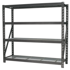 Sealey Heavy Duty Racking Unit With 4-Shelves